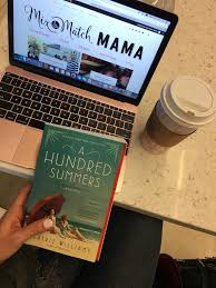 five days of fabulous day 3 plus my book review mix and match mama