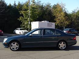 2002 s430 mercedes 2002 used mercedes s class s430 4dr sedan 4 3l at mercedes
