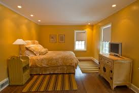 epic yellow bedroom with additional furniture home design ideas