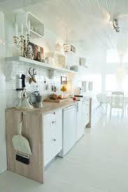 cuisine scandinave design cuisines cuisine design scandinave blanc idée décoration cuisine