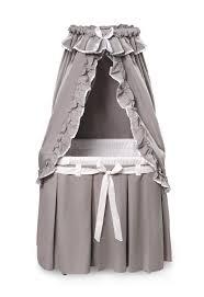 harriet bee christion metal frame baby bassinet u0026 reviews wayfair