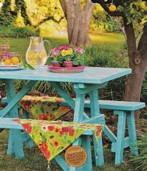 How To Make A Picnic Table Bench Cover by Best 20 Kids Picnic Table Ideas On Pinterest Kids Picnic Table