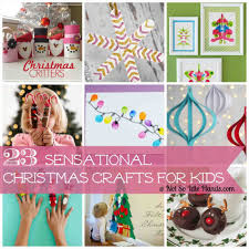 craft ideas handmade ornament sensional for kids sensional