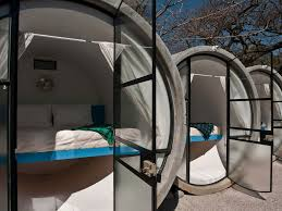 Sleeping Pods by Cozy Or Claustrophobic The Smallest Hotel Rooms In The World
