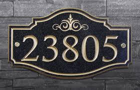 the mill custom slate signs address plaques decorative