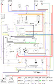 tr6 wiring diagram installing amp meter properly electrical