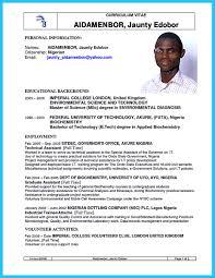 Environmental Science Resume Sample Biotech Resume Sample Resume For Your Job Application
