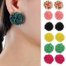 Perfect Match Colors Earings Picture More Detailed Picture About 21 Colors Perfect