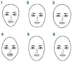 hair styles for head shapes long hairstyles unique hairstyles for a long face shapes