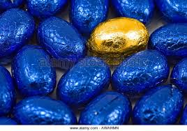 blue easter eggs easter eggs chocolate pile stock photos easter eggs chocolate