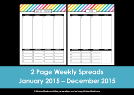 free teacher planner template my 2015 printable rainbow daily planner 2015 checklist planner printable
