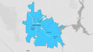 Las Vegas Boulevard Map by Las Vegas Advertising Online Tv Cox Media Advertising