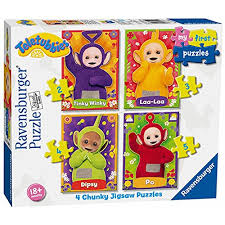 amazon uk teletubbies characters u0026 brands toys u0026 games