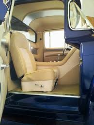Ford Truck Upholstery 92 Best 1956 Ford Truck Interior Images On Pinterest Truck