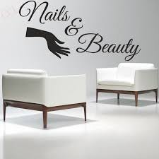 compare prices on nail salon vinyl wall decal online shopping buy