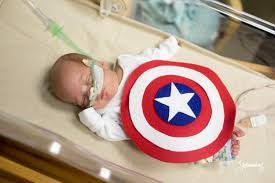 captain america spirit halloween nicu babies get tiny halloween costumes u0026 the results are precious
