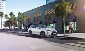 lexus rx blacked out lexus rx now has three rows of seating new era newspaper namibia
