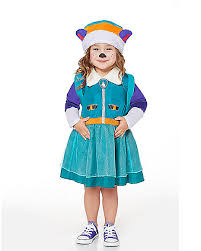 25 Paw Patrol Costume Ideas Paw Patrol Everest Deluxe Toddler Costume Spirithalloween