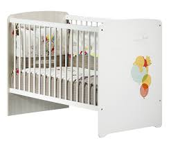 chambre bébé winnie l ourson disney baby price winnie floaty day lit bébé 3 120 x 60 cm