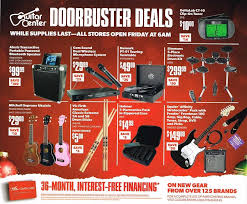 black friday bluetooth speakers black friday 2015 guitar center ad scan buyvia