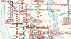 Manhatten Subway Map by The Lost Nyc Subway Map That May Vastly Improve Modern Ones Wired