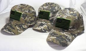 American Flag Camo Hat Pack Digital Camo Usa American Flag Tactical Baseball Cap Hat
