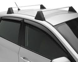 Exterior Door Rain Deflector by Subaru Oem Rain Guards 2008 2014 Subaru Impreza E3610fg200