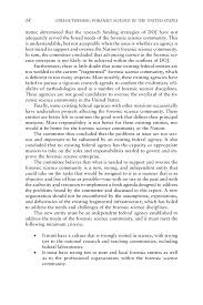 how to write a research paper for science summary strengthening forensic science in the united states a page 18