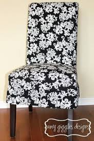 Diy Armchair Ana White Build A Easiest Parson Chair Slipcovers Free And