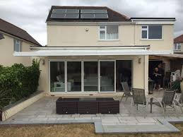 Electric Patio Awning Best 25 Awnings Uk Ideas On Pinterest Carports Uk Canopy Cover