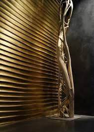 Deco Wall Panels by Wall Panels Effect Gold High Quality Designer Wall Panels