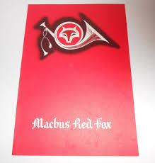 machus red fox restaurant menu 1960 u0027s jimmy hoffa u0027s last meal