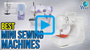 top 5 mini sewing machines of 2017 video review