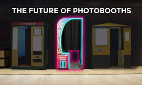 photo booths the future of photo booths place