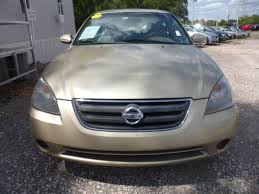 nissan altima for sale pensacola gold nissan altima in florida for sale used cars on buysellsearch