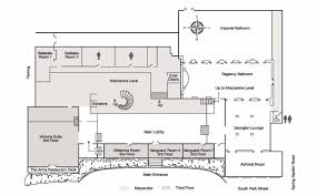 Georgian Floor Plan by Venues Lord Nelson Hotel U0026 Suites