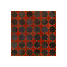 Moroccan Tile Rug Red Moroccan Tile Backsplash Floor Wall U0026 More