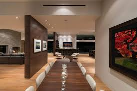 interior magnificient beautiful house interior with beautiful