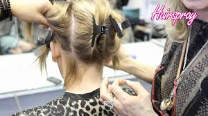 hair extensions for bob haircuts advanced hair extension training for bobs short hair youtube