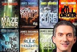 Barnes And Noble Orem Maze Runner U0027 Author To Visit Orem Barnes U0026 Noble On Tuesday