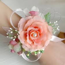 wrist corsage bracelet corsage flower bracelet the best bracelet 2017