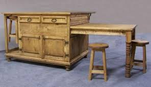 pine kitchen islands rustic pine furniture 3241 kitchen island with sliding table at