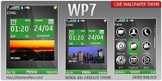 Microsoft Themes For Nokia C2 01 | windows phone 7 theme for nokia x2 c2 01 themereflex