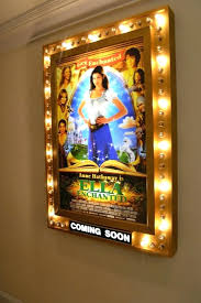 lighted movie poster frame movie poster frames this page contains all information about movie