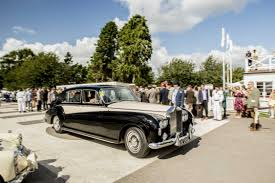 roll royce car 1950 rolls royce celebrates successful goodwood revival