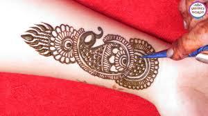 stylish arabic henna mehndi designs henna tattoo gol tikki by