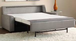 modern leather sleeper sofa apartments elegant grey american leather comfort sleeper sofa with