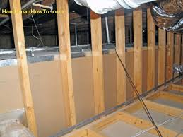 Suspended Drywall Ceiling by How To Install An Air Duct In A Suspended Drywall Ceiling