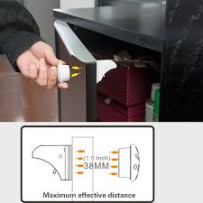 Concealed Cabinet Locks Invisible Cabinet Lock The Hidden Lock Can Be Used For Drawers