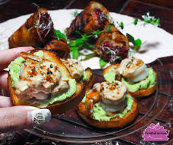 mak modern asian kitchen dine inn singapore asian fusion omakase with grilled meats oo